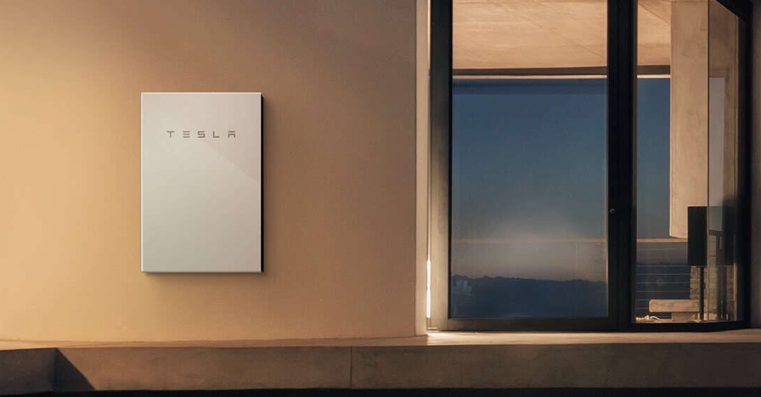 TESLA's PowerWall2 coming to Canada